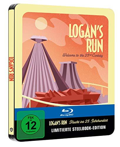 Logan's Run – Flucht ins 23. Jahrhundert - Lim. Steelbook [Blu-ray]