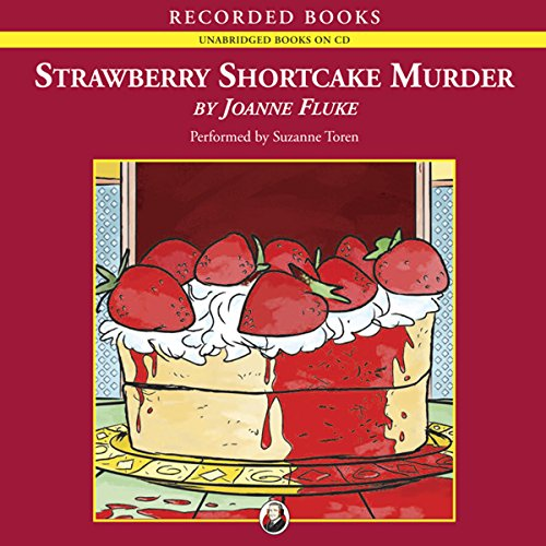 Strawberry Shortcake Murder audiobook cover art