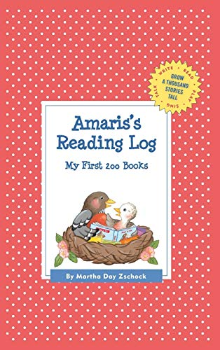 Amaris's Reading Log: My First 200 Books PDF Books