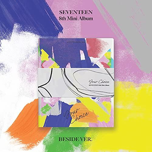 SEVENTEEN 8th Mini Album Your Choice: Beside version