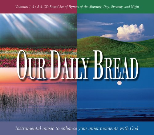 Our Daily Bread Box Set - Morning, Day, Evening & Night