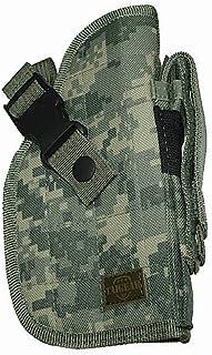Woodland Camo Small Right Hand Gun Belt Holster BB Airsoft Pistol Tactical 241CR