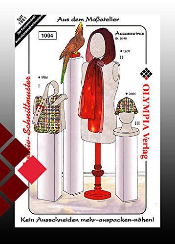 Olympia Creativ-Schnittmuster Accessoires Größe 36 bis 46 1004