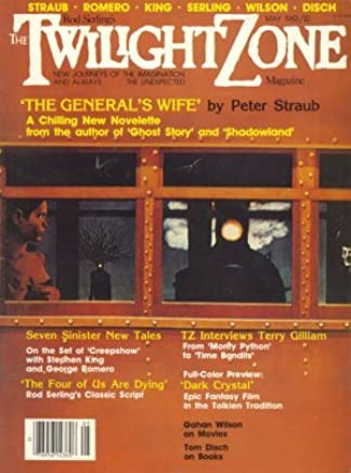 Rod Serling's The Twilight Zone Magazine, May 1982 (Vol  2, No  2