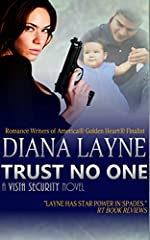 Trust No One: A Spy Thriller (Vista Security Series Book 2)