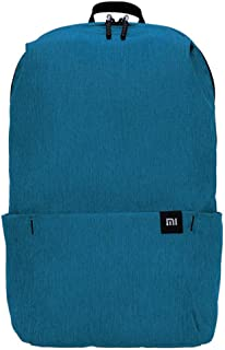 Original xiaomi Mini Waterproof Lightweight Casual School Backpack for Teens Kids Cycling Hiking Camping Travel Outdoor (Bright Blue)