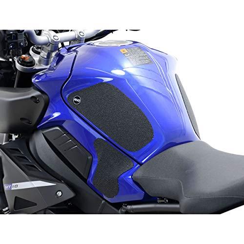 R&G RACING kit Grip de réservoir 4 pièces Noir Yamaha mt-10