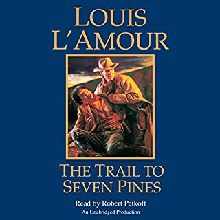 The Trail to Seven Pines cover art
