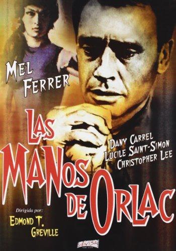 Las Manos De Orlac (Les Mains D' Orlac) (The Hands Of Orlac) (1960) (Non Us F...