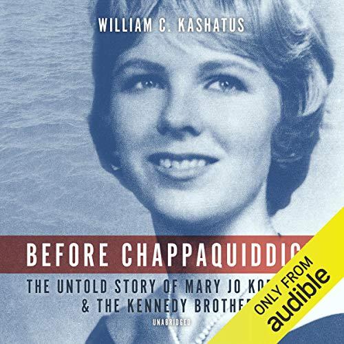 Before Chappaquiddick cover art