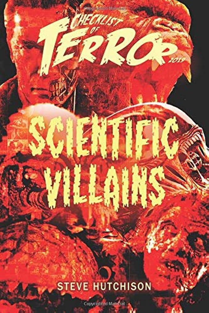 演劇不明瞭内側Checklist of Terror 2019: Scientific Villains (Checklist of Terror 2019: Villains)