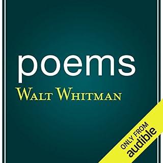 Poems by Walt Whitman cover art