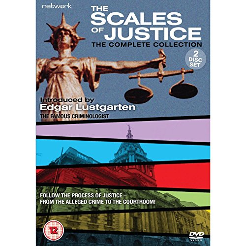 Scales of Justice - The Complete Series [DVD] [UK Import]