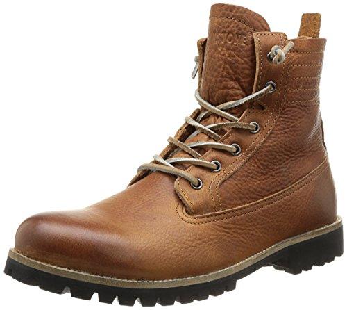 Blackstone IM12 CUOIO SHEEPSKIN, Herren Chukka Boots, Braun (Cuoio), 41 EU