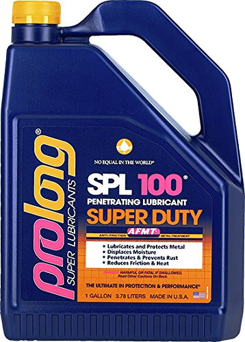 Prolong Super Lubricants PSL40050 Super Penetrating Lubricant, 1 Gallon