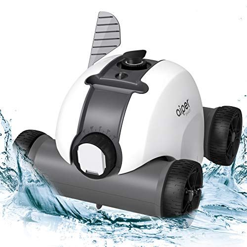 AIPER SMART Cordless Automatic Pool Cleaner,...