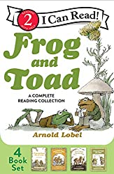 Frog and Toad: A Complete Reading Collection