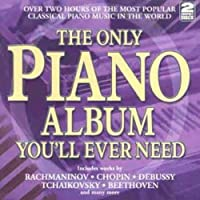 The Only Piano Album You'll Ev