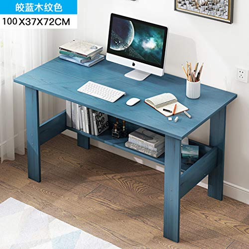 Computer / Writing Desk with Shelf $44.40 (80% OFF Coupon)