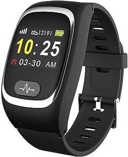 Fitness Activity Tracker Pulsera Inteligente Podómetro Bluetooth Recordatorio De Llamadas Autodisparador Remoto Reloj Inteligente Distancia Contador