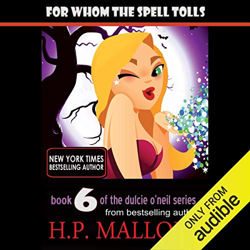 For Whom the Spell Tolls audiobook cover art
