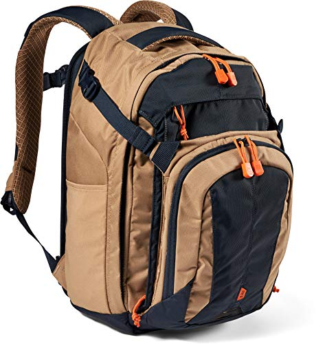 5.11 Tactical COVRT18 2.0 Tactical & Everyday 32L Backpack – TSA Laptop Friendly, CCW & Hydration Ready, Style 56634, Coyote