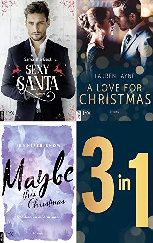 Das Christmas-Bundle: Drei Weihnachtsromane in einem E-Book