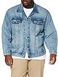 Levi's Big Chaqueta de Jean, Killebrew Trucker, 4X-Large para Hombre