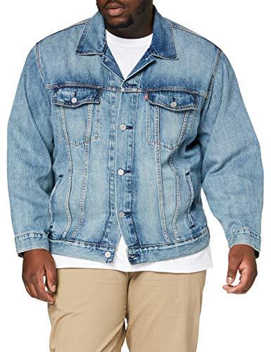 Levi's Herren Big Jeansjacke, Killebrew Trucker, 4X-Large