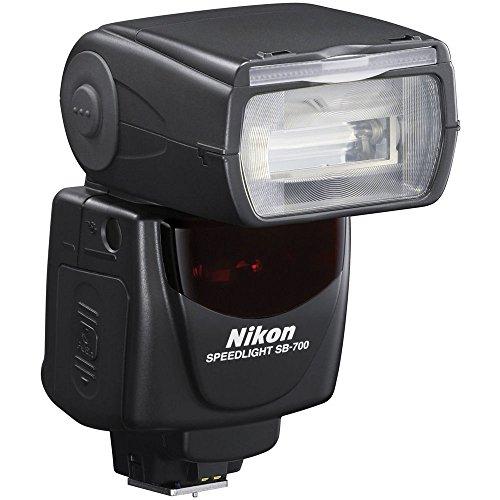 Nikon SB-700 TTL AF Shoe Mount Speedlight External Flash for Nikon Digital SLR Cameras (US Model)