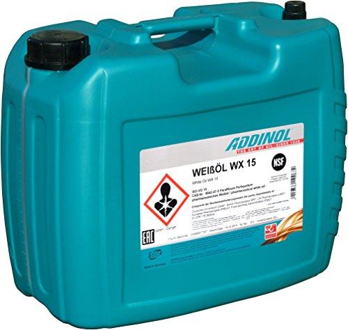 ADDINOL Weißöl WX15 20 Liter
