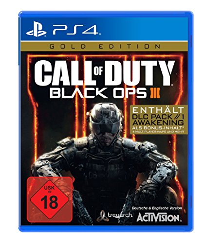 Call of Duty: Black Ops 3 (Gold Edition) - [PlayStation 4]
