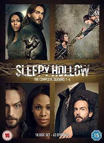 Sleepy Hollow Seasons 1-4 DVD [UK Import]