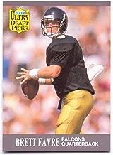 Brett Favre 1991 Fleer Ultra Rookie #283 - Green Bay Packers