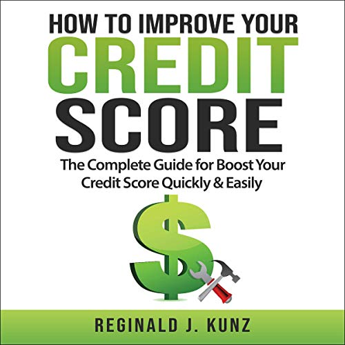 How to Improve Your Credit Score cover art
