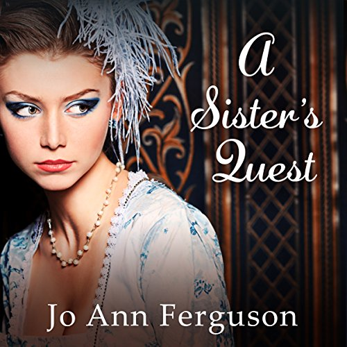 A Sister's Quest audiobook cover art