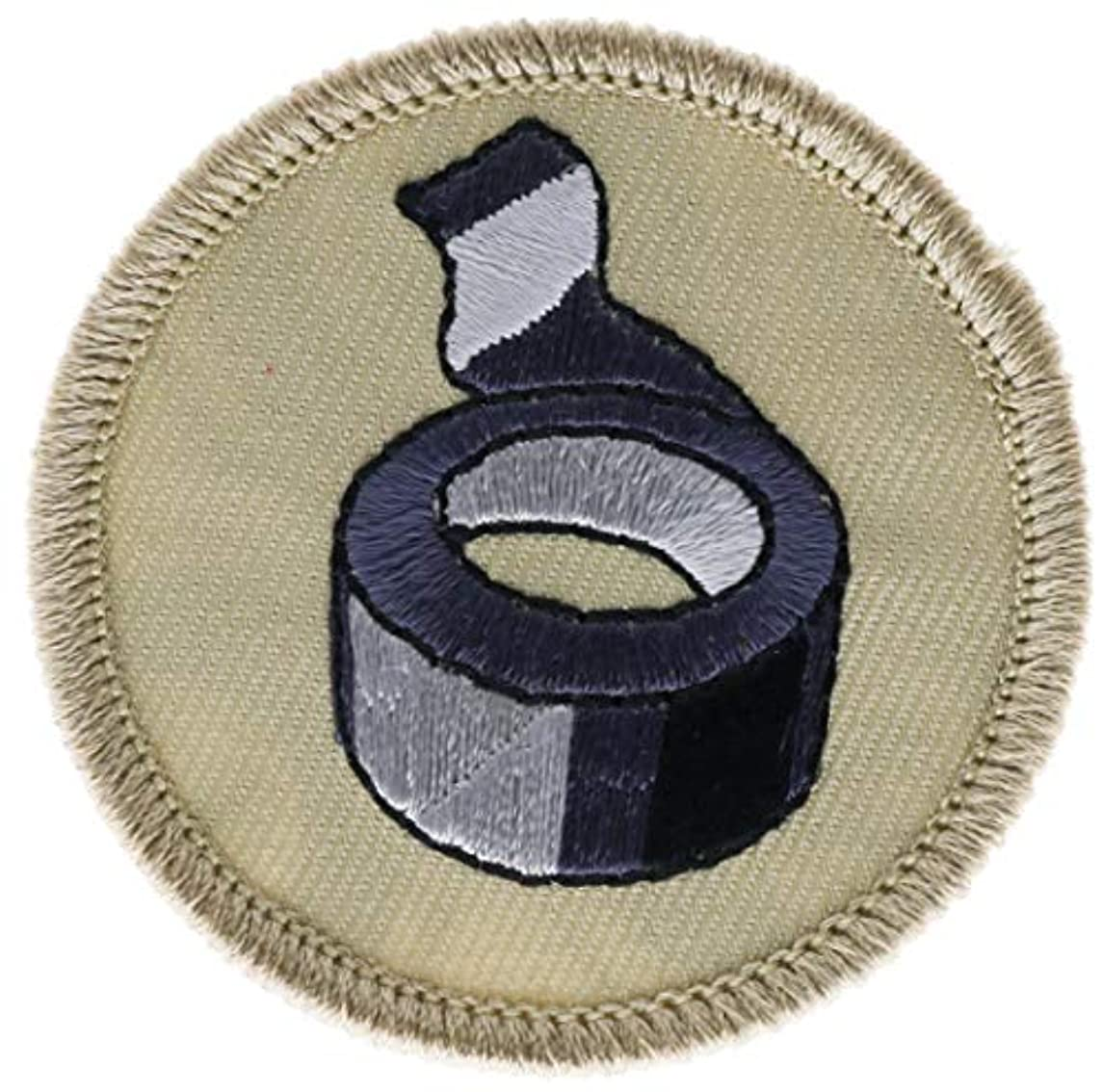 Duct Tape Patrol Official BSA Patch Embroidered 2