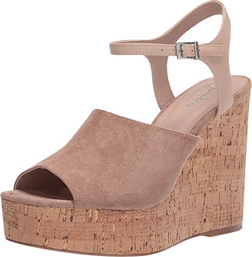 Charles by Charles David Dory Latte/Nude 9.5