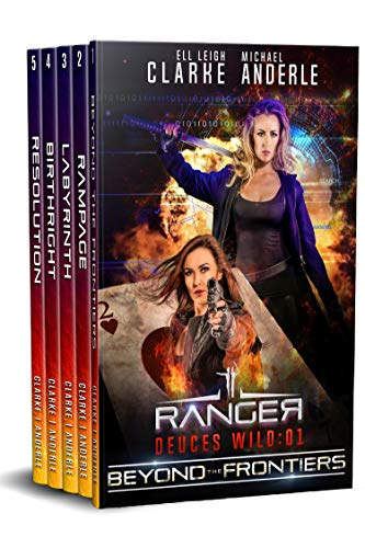 Deuces Wild Complete Series Boxed Set: (Books 1-5 - Beyond the Frontiers, Rampage, Labyrinth, Birthright, Resolution) (English Edition)