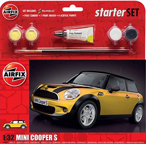 Airfix Grande Caja de Inicio - Mini Cooper S