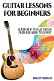 Guitar Lessons for Beginners: Learn How to Play Guitar from Beginner to Expert - Chords, Notes, Techniques and Fretboard Theory