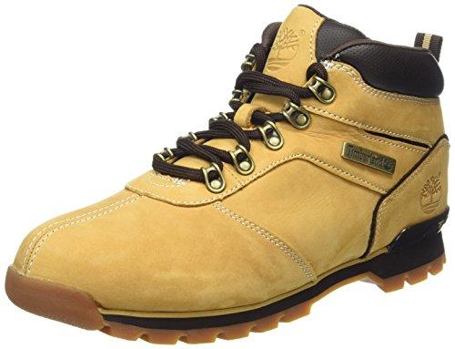 Timberland Herren Splitrock 2 A11X4 Chukka Boots, Braun (Wheat Nubuck), 43.5 EU
