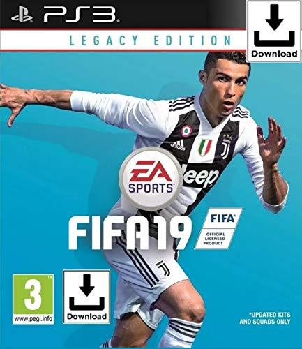 FIFA 19 Edición Legacy - PlayStation 3 [Edizione: Spagna]