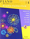 Faber Piano Adventures - Student Choice Series: Studio Collection Level 6