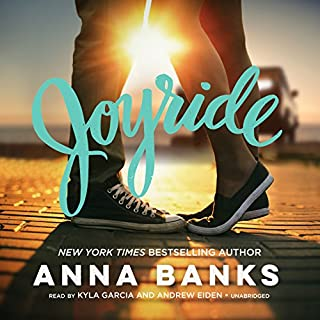 Joyride audiobook cover art