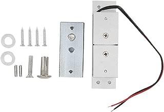 PBZYDU Mini Electromagnetic Locks, 60KG Strong Holding Force Access Control Kit DC12V
