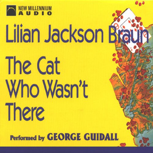The Cat Who Wasn't There cover art