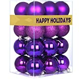 Top 10 Purple Christmas Balls