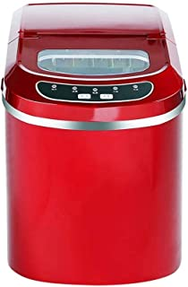 Ice machine Portable Ice Maker Machine For Countertop - Makes 15kg Of Ice Per 24 Hours - Copper and Aluminum Finned Conden...