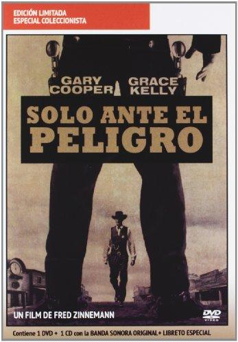 Solo Ante El Peligro (+ Cd) [DVD]